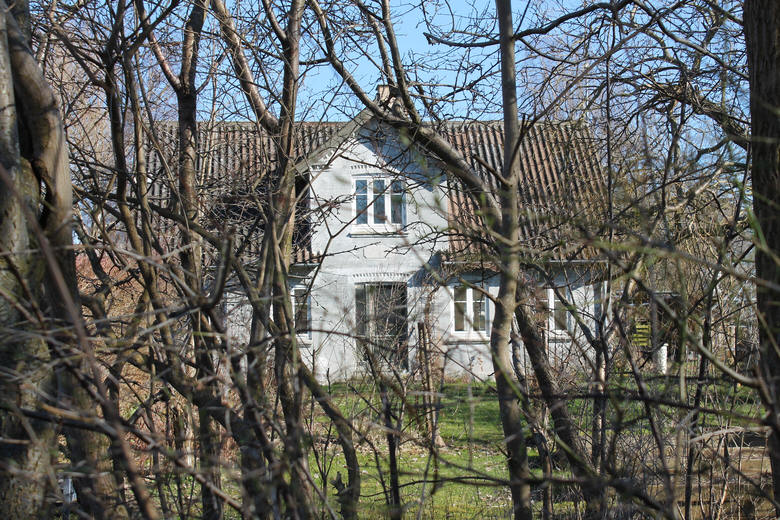 himmelev gammel præstegård